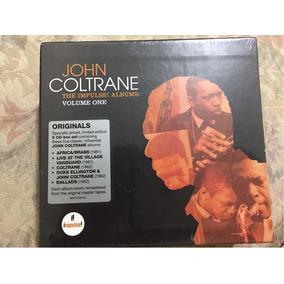 Box John Coltrane The Impulse! Albums: Volume One 5 Cds