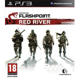 Operation Flashpoint Red River Ps3 Nuevo Fisico Od.st