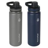 Thermo Flask Botellas Termicas De Acero Inoxidable 700ml 2pz
