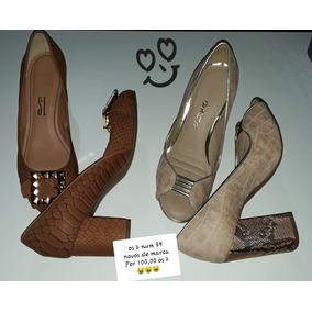 8c9abb2b424 Brecho Sapato Feminino - Calçados