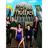 Dvd How I Met Your Mother Completo 1ª A 9ª Dublado