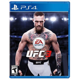 Ufc 3 Ps4 Disponible