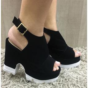 a1ab538d18 Sandalia Tratourada Oxford Ankle Boots - Sapatos no Mercado Livre Brasil