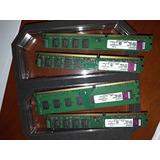 Kingston Memoria Ram Ddr3 1333mhz 4gb X 2, 2gb X2