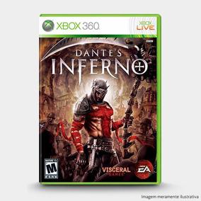 Dante´s Inferno - Original Xbox 360 Novo