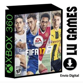 Ea Sports Fifa 17 (midia Digital) Xbox 360