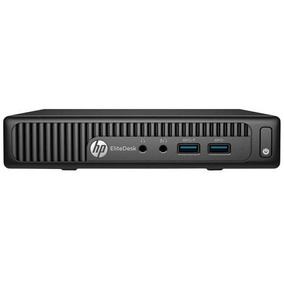 Cpu Hp Prodesk Core I5 4gb 500gb Windows 10 Pro Mini