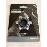 Adaptador Ashima Centralite Center Lock Parafuso Azul Uni