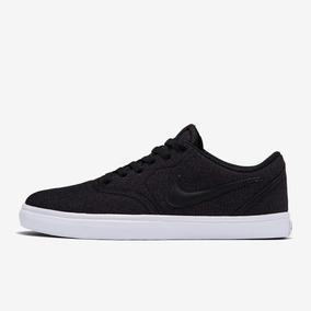 factory price 17d7c 2ca7c Zapatillas Hombre Nike Sb Check Solar Cnvs Skate Nuevo 2018