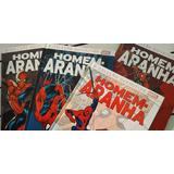 Homem-aranha 1 Ao 40 Marvel Coleção Definitiva Salvat Novos
