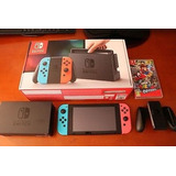 Estuche Nintendo Switch +mica +case Gamecard +prot Analogos
