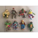 Figuras De Tortugas Ninja Vintage