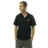 Camisa Masculina Dc Polo Star Manga Curta - Preto 05754ce4835a4