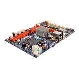 Kit Placa 775 Ddr3+core 2 Duo E8400+cooler+4gb Ddr3 Novo!