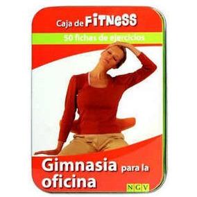 Caja De Fitness -gimnasia Para La Oficina- (caja Met.c/50 F