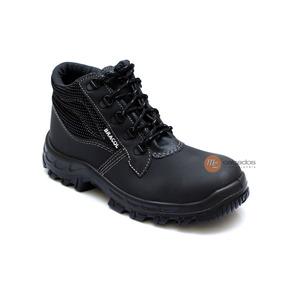 4b581e9556fcb Botina De Segurança Bracol Blc R  109,00 - Calçados, Roupas e Bolsas ...