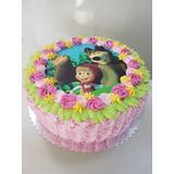 Fototorta-papel Azúcar Y Arroz-tortas-cupcakes-galletas
