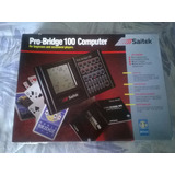 Pro Bridge 100 Computer Vintage 1987 Cartas L01790