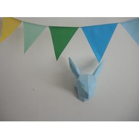 Cabezas Trofeos Animales 3d En Papercraft