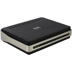Router Dlink Cableado Dir 100 Usado Con Su Caja