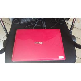Notebook Phn 14303 Vermelho C/defeito Peças Boas