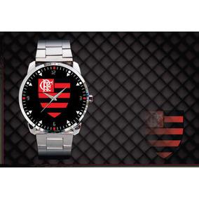 c8250e86f56 Relogio Masculino Flamengo - Relógio Masculino no Mercado Livre Brasil