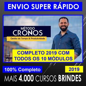 dd0783f60e8 Método Cronos 2019 (10 Módulos) - Wendell Carvalho + Brindes