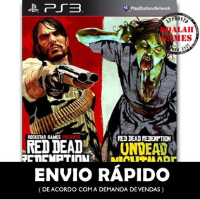 Red Dead Redemption + Undead Nightmare - Midia Digital