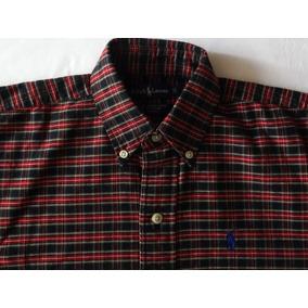 837 - Camisa Ralph Lauren Infanto Juvenil Tamanho P 83bee7c7bd2