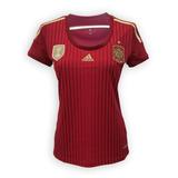 0e44b27abd Camisa adidas Seleção Espanha I S n Feminina De R 179