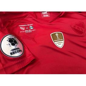 6c0b7c2c11 Camiseta Independiente 2018 Recopa - Camisetas de Clubes Nacionales ...