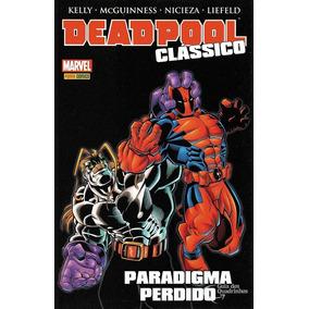 Deadpool - Clássico - N. 03 - Paradigma Perdido