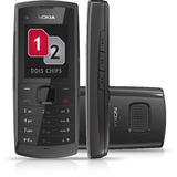 Celular Nokia X101 Semi-novo 2 Chips Desbloque Frete Grátis