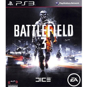 Battlefield 3 Psn Bf3 Play3 Playstation 3 Ps3