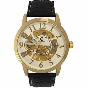 173204cf785 Relogio Ecotime Masculino Dourado Atlantis - Relógios De Pulso no ...