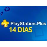 14 Dias De Play Station Plus +3 Juegos Cada Mes! Psplus