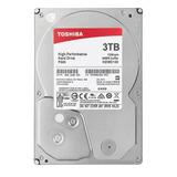 Disco Duro Interno Toshiba P300 3.5 3tb 3.5 7200rpm