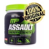 Assault Tampa Verde Mp Musclepharm- Importado- Original!