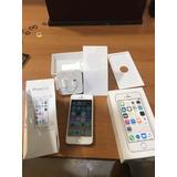 Iphone 5s Plateado 16 Gigas