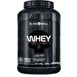 Whey Protein 900g - Black Skull Caveira Preta - Menor Preço