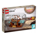 Lego Ideas Barco En Una Botella 21313 Ship In A Bottle