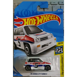 Hot Wheels Honda City Turbo 2