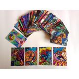 Pepsi Cards Marvel Original Perú 91 Normales + 4 Prismas
