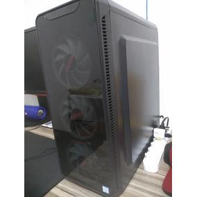 Pc Gamer I3 8100 Rgb