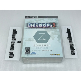 Dead Rising 2 Zombrex Edition Ps3