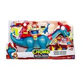 Chomp Squad Blaze Saurio Y Sparks Mckenzie Playskool