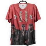 Camiseta Migos Hip Hop Culture Trap Quavo Offset Takeoff Gr ef1b03cd0576a