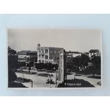 Cartão Postal Antigo Praça Do Ferreira Fortaleza Ceará
