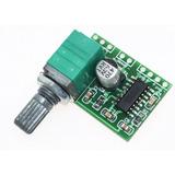 Amplificador Pam8403 3w X 2 Con Potenciometro