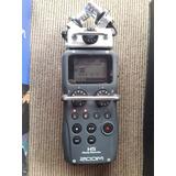 Grabador Profecional Zoom H5 Y Microfono Capsula Sgh5